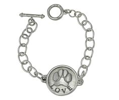 Zelda's Song Love Paw Chain Bracelet * Check out the image by visiting the link. (This is an affiliate link and I receive a commission for the sales) Memorial Stones, Cat Memorial, Dog & Scissors, Dog Itching, Dog Training Pads, Dog Shower, Dog Shedding, Dog Diapers, Dog Eyes