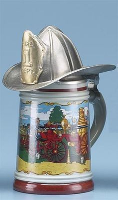 Fire Station Stein | Shared by LION