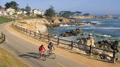 America's best little beach towns: Pebble Beach, nature and leisure in California