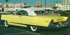 https://flic.kr/p/ebSxLt | 1956 Lincoln Premiere Convertible