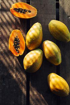 Papaya Boats x 6 ways | Grandmother's Figs