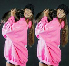 Tessa Brooks, Adidas Jacket, Celebrity, Athletic, School, Girls, People, Outfits, Style