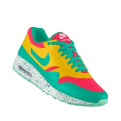newest d7870 98db5 Nike Air Max 1 Hyperfuse iD Men s Shoe