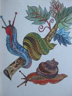 S for Snail: Snails, 1944