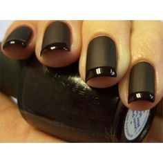 matte/glossy... wow I like this look