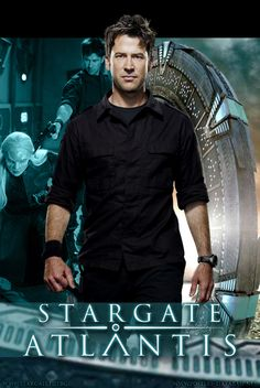 Stargate Atlantis my second favorite, except the bad guys gross me out.