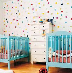 Confira dicas para decorar quarto compartilhado - quarto de menino e menina.