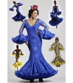 Salomé - trajes de flamenca 2016 - Roal