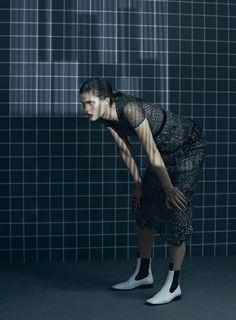 Fashion Copious - Julia Van Os by Liz Collins for Vogue Turkey March 2016