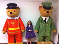 the cul-de-sac: Once Upon a Time: Experiencing London with Kids