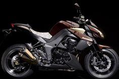 Stunning Kawasaki Z1000 Motorcycle