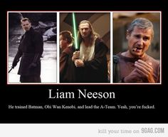 Liam Neeson... *swoon*
