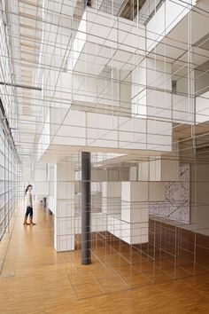 superfuture :: supernews :: tokyo: para-modeling / chimerical scheme of paramodellia (grid, 3d grid)