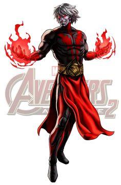 Magus Final Spec Ops Boss  Marvel Avengers Alliance 1 & 2