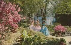 Bellingrath Gardens - Mobile, Alabama