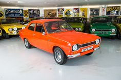 1971 Ford Escort MK1 RS 1600