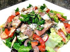 King Timmy's Prime Rib Salad