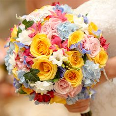Inspiration Gallery - Flowers & Floral Arrangements | Disney's Fairy Tale Weddings & Honeymoons
