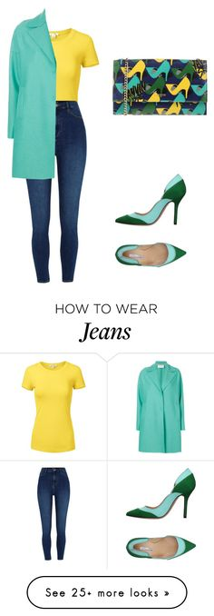 Designer Clothes, Shoes & Bags for Women Casual Work Outfits, Work Casual, Jean Outfits, Minimal Chic, Colour Block, Stylish, Lanvin, My Style, Womens Fashion