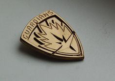 Guardians of the galaxy logo badge by TwinsGeekShop on Etsy