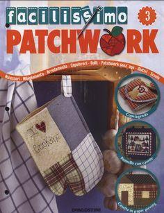 Archivio album Patchwork Bags, Book Quilt, Free Sewing, Book Crafts, Quilt Blocks, Revista Magazine, Primitives, House Quilts, Sewing Magazines