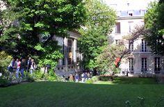 'Sciences Po' ou l'institut d'études politiques de Paris