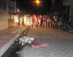 Notícias Potiguar : RN - Adolescente de 17 anos é executado em Igapó