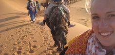 Anneka Bakker completed a Developmental internship in Morocco. Morocco, Worlds Largest