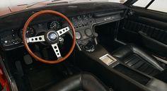 Maserati Ghibli SS Berlinetta (1970-1973 Model) Interior
