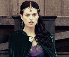 Katie McGrath as Morgana ~ Merlin