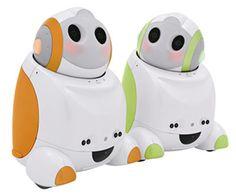 パーソナルロボットPaPeRo