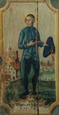 sveti Vinok - opat