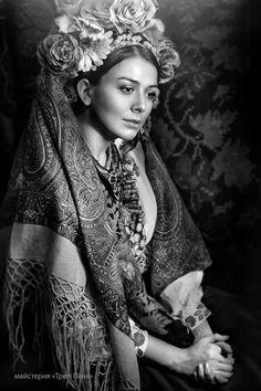 Juste en Adoration avec cette tenue Traditionnelle.