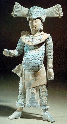 Maya Jaina Standing Figurines