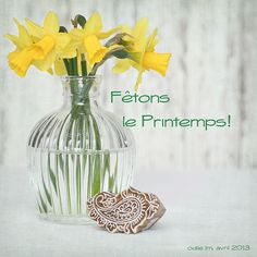 fêtons le printemps | by odilelm