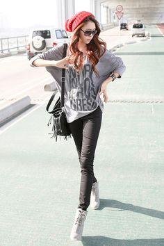 korean fashion ulzzang ulzzang fashion cute girl