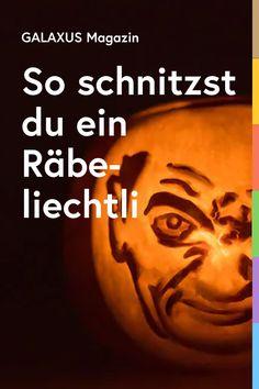 Der alljährliche Räbeliechtli-Umzug wird von vielen Kindern in der Schweiz geliebt. Wir zeigen dir, welche Utensilien du benötigst und worauf du beim Schnitzen der Räbeliechtli achten musst. T Lights, Party, Diy, Christmas, Carving Pumpkins, Moving Home, Switzerland, Crafts, House