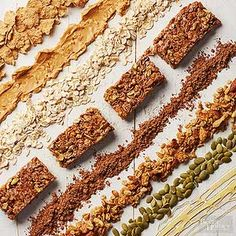Crunchy peanut butter, cocoa powder, toasted oats, granola, pepitas -- what more…
