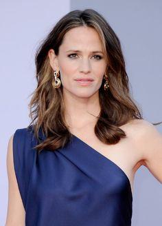 Beautiful In Blue Jennifer Garner