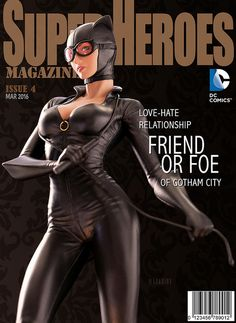 Catwoman | Statue | DC Collectibles (DC Comics Cover Girls Series)