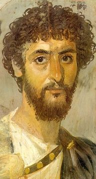 fayum portraits metropolitan museum - Google Search