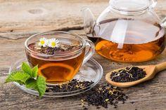 Drie tassen #thee per dag zorgen voor...