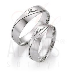 Wedding Bands His Hers