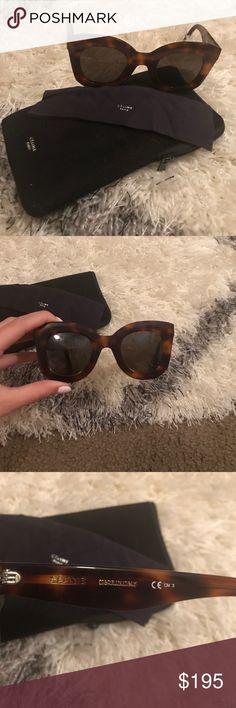 261f569c88c Celine Martha Sunglasses I love these sunglasses! As seen on Olivia Culpo.  They are