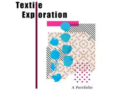 "Check out new work on my @Behance portfolio: ""TEXTILE EXPLORATION"" http://be.net/gallery/49774505/TEXTILE-EXPLORATION"