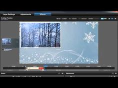 ProShow Keyframing Basics: Learn how to create a three-photo effect using keyframes and layer transitions.