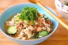 常備しておくと便利な「サバ缶」を使ったレシピで夏を乗り切ろう Potato Salad, Potatoes, Ethnic Recipes, Food, Potato, Essen, Meals, Yemek, Eten