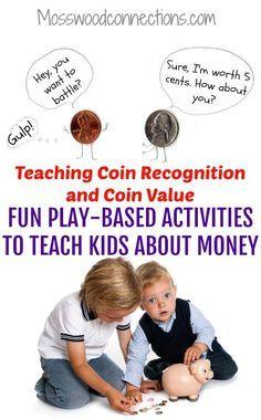 Teaching Coin Recogn