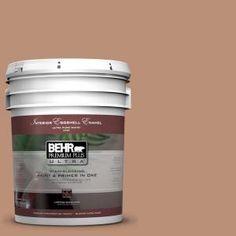BEHR Premium Plus Ultra, 5-gal. #BXC-46 Mojave Dusk Eggshell Enamel Interior Paint, 275405 at The Home Depot - Mobile