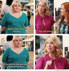 Fat Amy, the beloved character from Pitch Perfect, can teach us so much about how important it is to embrace yourself